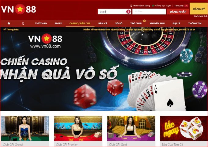 Casino slot game doi thuong 88